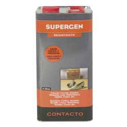Pegamento Supergen Clasico 5 Litros.