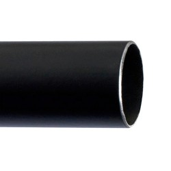 Barra Hierro Forja 28 mm. x 1,50 Metros Negro