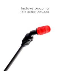 Soporte Zirconio Techo 28 mm. Bronce Viejo