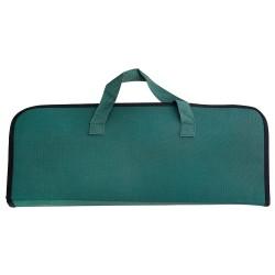 Cuerda Poliester Trenzada Blanca / Azul 4 mm. Bobina 200 m.