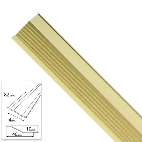 Cuerda Poliester Trenzada Blanco / Azul  6 mm. Bobina 200 m.