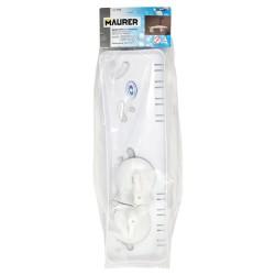 Soporte Para Madera Ángulo   40x80x80 mm. / 135°