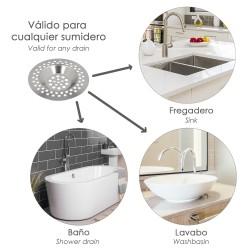 Soporte Para Madera Alas Interiores Bicromatado 100 mm.