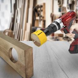 Contera Plastico Cuadrada 22x22 mm. Bolsa 100 Unidades