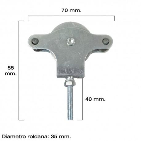 Tapajuntas Adhesivo Para Moquetas Metal Oro   98,5 cm.