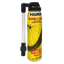 Spray Repardor Inflador Rueda Bicicleta 100 ml.