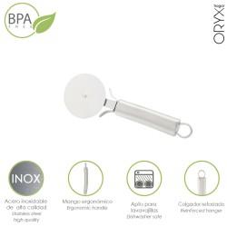 Pantalon Gris/Amarillo Largo Talla 38/40 S