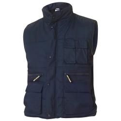 Lona Impermeable Reforzada 5x8 metros (Aproximadamente) Con Ojetes Metálicos, Lona de Protección Duradera, Color Azul.