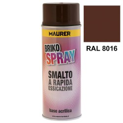 Spray Pintura Caoba (Mogamo) 400 ml.