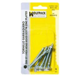 Ventosa Doble Transparente (Bister 4 Piezas)