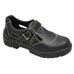 """Guante Nitrilo / Nylon Glovex con Colgador  9"""" (Par)"""