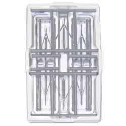 Hilo Nylon Cuadrado Profesional  Ø 4,0 mm (Bobina 100 Metros)