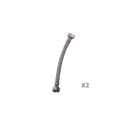 Tutor Varilla Bambú Plastificado Ø  8  - 10 mm. x  60 cm. (Paquete 10 Unidades)