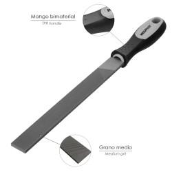 Protector Suelo Piscina Multiusos Set 8 Piezas de 50x50 cm.