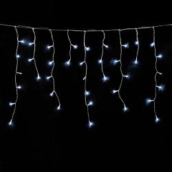 Guinalda Luces Navidad 500 Leds Multicolor. Luz navidad interiores y exteriores IP44