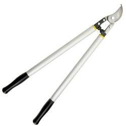 Soporte Zirconio Lateral Para Barras Ø 20 mm. Acabado Blanco (2 Piezas)