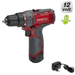 Taladro Atornillador 12 Voltios  Bateria Litio 1,3 Ah