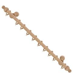 Abrazadera Metalica M-6   32 mm. (Caja   50 piezas)