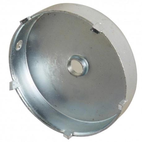 Bridas Nylon 100% Negra 2,5x100 mm. (Bolsa 100 Unidades)