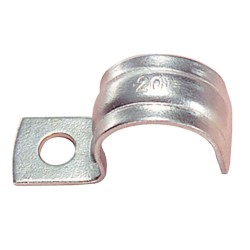 Grapa Metalica 1 Pata      47 mm. Wolfpack Caja   50 unidades