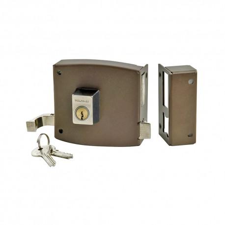 Bridas Nylon 100% Natural 2,5x100 mm. (Bolsa 100 Unidades)