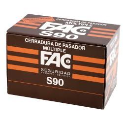 Pantalon Gris/Amarillo Corto Talla 46/48 L