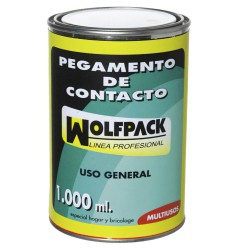 Pegamento Contacto Wolfpack  1000 cm³