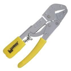 Codo Estufa Color Negro Vitrificado de  100 mm. 45°