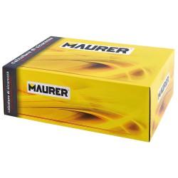 Sumidero Acero Bicromatado  80x80 mm. Toma de 22 mm.