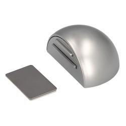 Contera Plastico Redonda Exterior Blanca 12 mm. Bolsa 200 Unidades