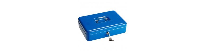Cajas de caudales y archivo de llaves