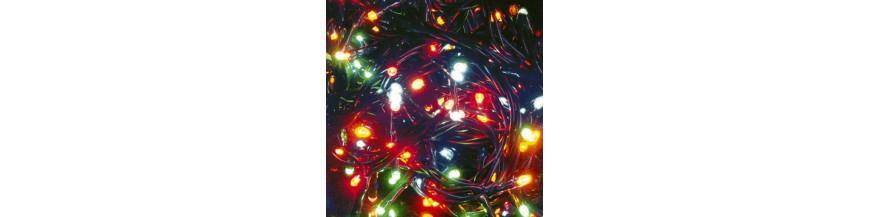 Luces de Navidad